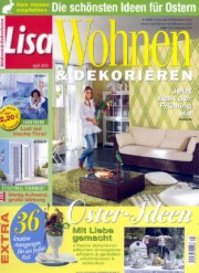 Zeitschriften haus und garten abo for Lisa wohnen und dekorieren abo